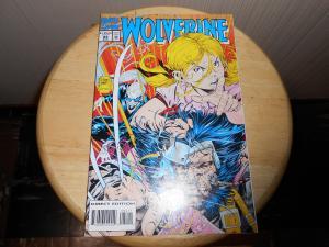 WOLVERINE # 84(AUG 1984)