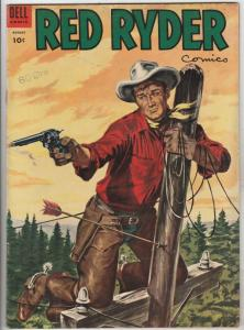 Red Ryder Comics #133 (Aug-54) FN+ Mid-High-Grade Red Ryder