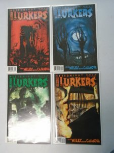 The Lurkers set #1-4 6.0 FN (2004 IDW)