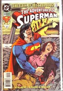 Adventures of Superman #514 (1994)