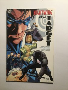 Nightwing The Target Tpb Softcover Sc Near Mint Nm Dc Comics