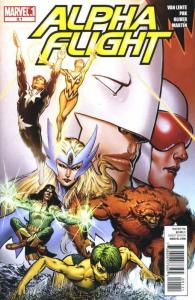 Alpha Flight (4th Series) #0.1 VF/NM; Marvel | save on shipping - details inside