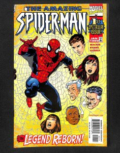 The Amazing Spider-Man #1 (1999)