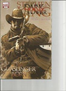 Dark Tower: The Gunslinger Born #5A Greg Land Variant Cover