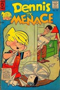 Dennis the Menace (1953 series) #28, Poor (Stock photo)