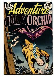 ADVENTURE COMICS #430 comic book-BLACK ORCHID-BRONZE AGE DC VF