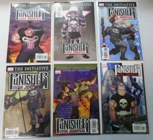 Punisher War Journal Comic Lot From:#6-26 + Annual (Last Issue) 18 Diff 8.0/VF