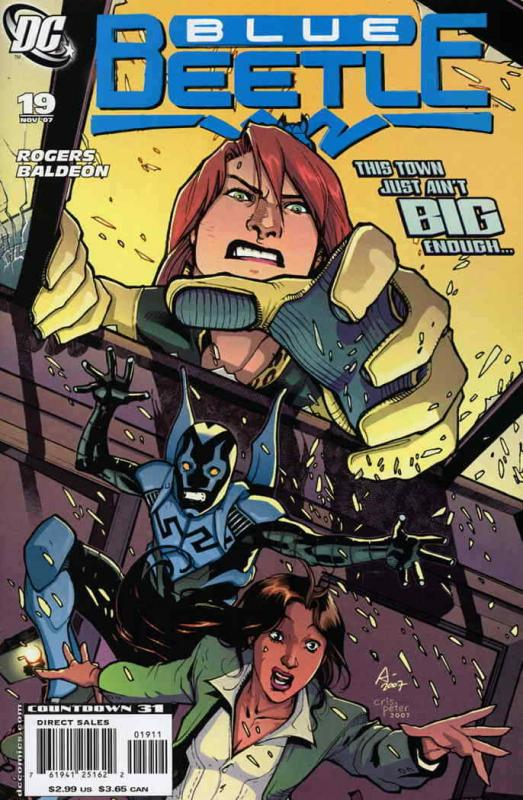 Blue Beetle, The (4th Series) #19 FN; DC | save on shipping - details inside