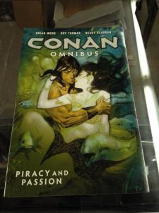 Conan Omnibus 5 Piracy and Passion Unread Condition