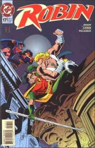 DC ROBIN (1993 Series) #17 NM