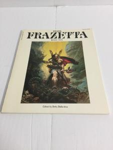 Frank Frazzetta Book 2 Vf Very Fine