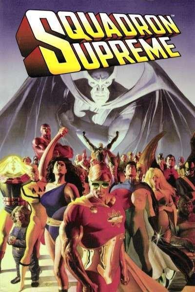 Squadron Supreme (1985 series) Trade Paperback #1, NM (Stock photo)