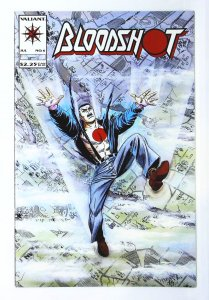 Bloodshot (1993 series) #6, NM + (Actual scan)