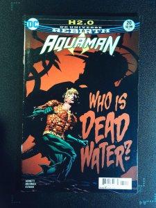 Aquaman #20 (2017)