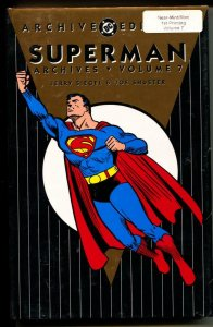 Superman: The Worlds Finest Archives 7 hardcover- sealed