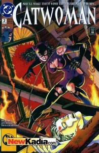 Catwoman (1993 series) #2, NM (Stock photo)