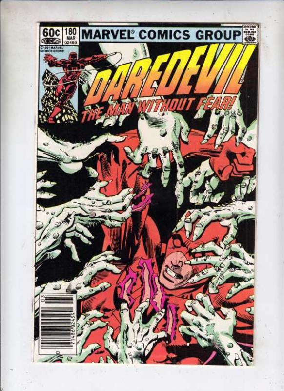 Daredevil #180 (Mar-82) NM- High-Grade Daredevil