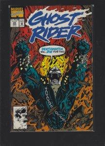 Ghost Rider #23 (1992)