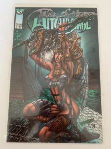 Tales of the Witch Blade #5 Top Cow Image Comics VF+