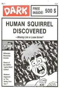 Dark (Bruce Quast) #1 VG; Bruce Quast   low grade comic - save on shipping - det