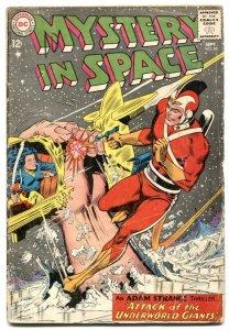 Mystery In Space #86 1963- ADAM STRANGE-  Silver Age G/VG