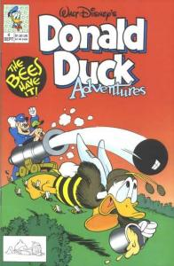 Walt Disney's Donald Duck Adventures (1990 series) #4, NM (Stock photo)