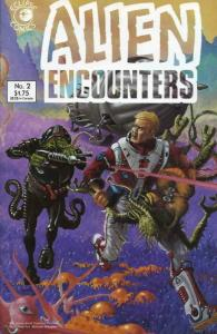 ALIEN ENCOUNTERS #2, VF/NM, Eclipse, Last Martian,1985, more indies in store