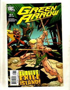 14 Comics Green Arrow 67 68 69 70 72 73 74 75 Brightest Day 1 2 3 4 6 7 GK59