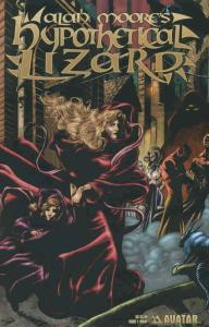 Hypothetical Lizard (Alan Moore's…) #1C VF/NM; Avatar | save on shipping - detai