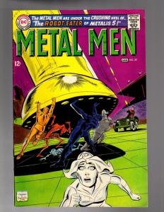 METAL MEN 29 FINE  PLUS  December 1966/January 1967
