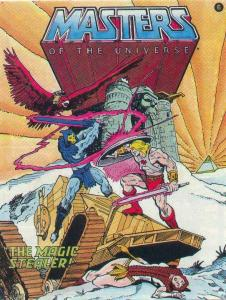 Masters of the Universe: the Magic Stealer #1 FN; Mattel Mini-Comic | save on sh
