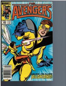 The Avengers #264 (1986)