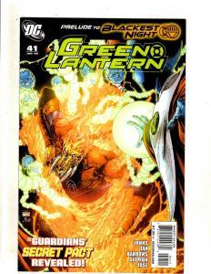 Lot Of 10 Green Lantern DC Comic Books # 41 42 43 45 46 47 48 49 50 51 MF18