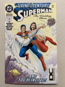 Superman : The Wedding Album #1 (1996) E1