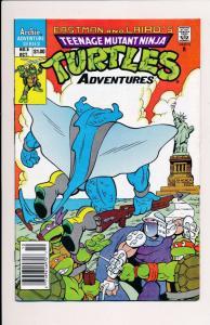 TMNT Eastman & Laird's Teenage Mutant Ninja Turtles #5 ~ Archie ~ FN (HX583)