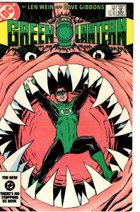 Green Lantern #176 (1960 v2) Len Wein 1st Demolition Team Shark NM