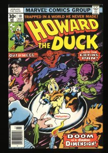 Howard the Duck #10 NM- 9.2 Spider-Man!
