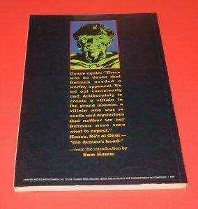 Batman Tales of the Demon SC Graphic Novel TPB VF+ 1st Print 1991 DC Comics