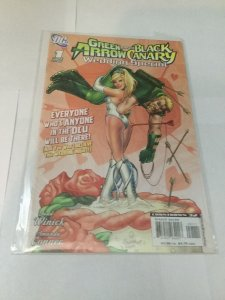Green Arrow And Black Canary Wedding Special Nm Near Mint DC Comics