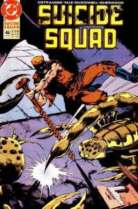 Suicide Squad (1987 series) #46, NM (Stock photo)