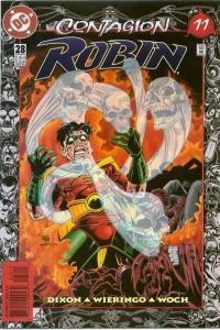 Robin (1993 series) #28, NM + (Stock photo)