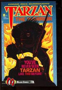 Tarzan The Warrior #1 (1992)