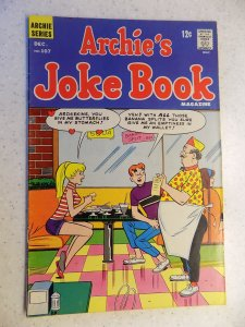 ARCHIE'S JOKE BOOK # 107 ARCHIE JUGHEAD VERONICA BETTY RIVERDALE CARTOON