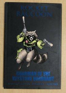 Rocket Raccoon Guardian of the Keystone Quadrant HC KEITH GIFFEN & MIKE MIGNOLA