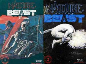 NATURE OF THE BEAST (1991 CL) 1-2  COMPLETE!