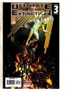 9 Ultimate Marvel Comics Extinction #3 4 Nightmare #1 2 3 + Secret #1 2 3 4 CR49