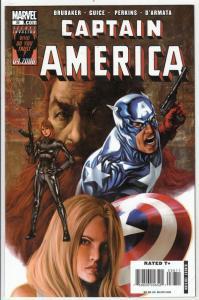 Captain America #36 (May-08) NM+ Super-High-Grade Captain America aka Bucky B...
