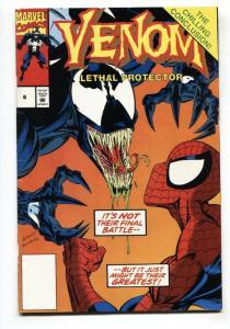 Venom: Lethal Protector #6 2nd print variant  Comic Book 2000