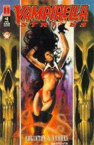 VAMPIRELLA STRIKES (1995 HARRIS) 4