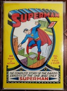 Superman Masterpiece Edition #1 (1999)